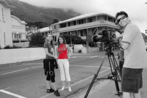 Brazilian Film Crew Making a Difference