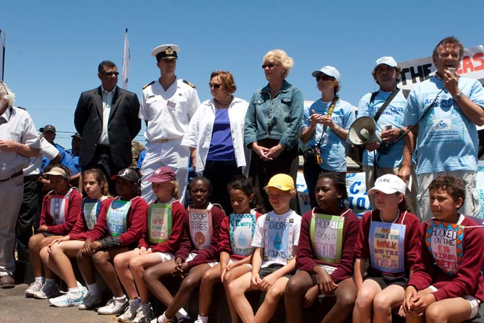 AfriOceans Warriors - Fish Hoek Primary School
