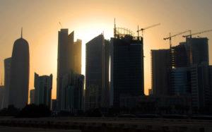 Arriving in Doha, Qatar & Activists