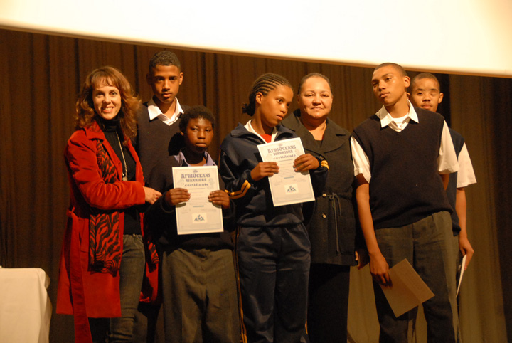 Ocean View Special Needs School - AfriOceans Warriors