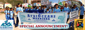 South African National Lottery Supports AfriOceans Warriors
