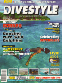 Divestyle Magazine - Publications by Lesely Rochat