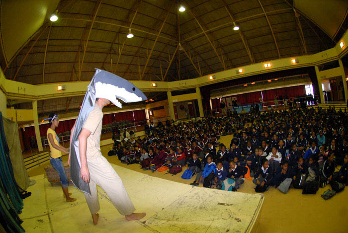 Environmental Week & World Oceans Day