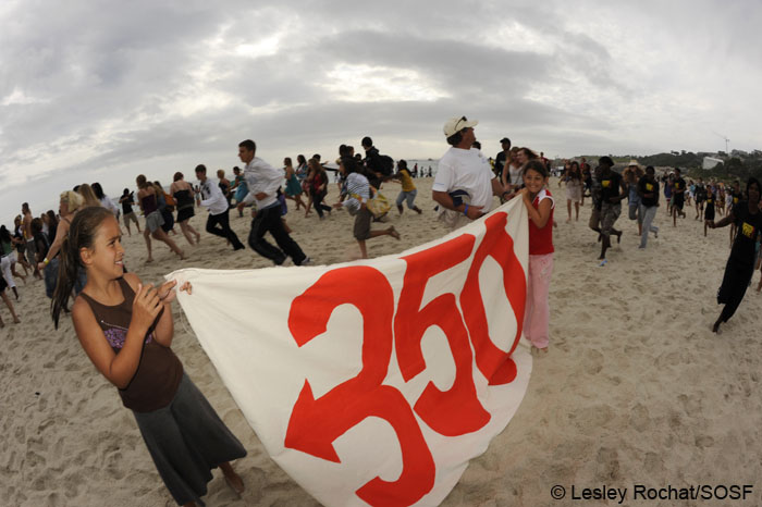 350 Global Day for Climate Action