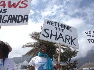 AfriOceans - Protesting for Sharks
