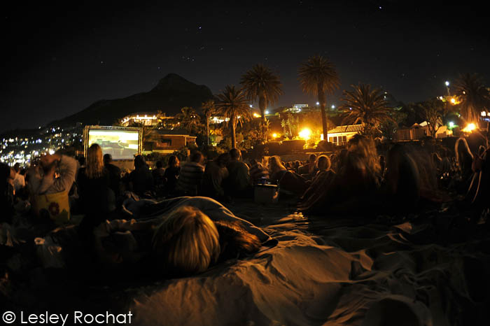 Lesley Rochat Photography - Wavescape Festival on Clifton Beach