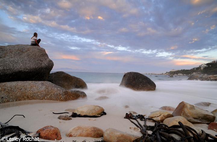 Lesley Rochat Photography - Beach Scenes: Ocean Mother