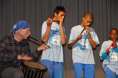 Muizenburg Junior School - AfriOceans Warriors