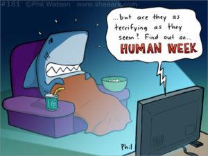 Rethinking the shark at TEDx Stellenbosch