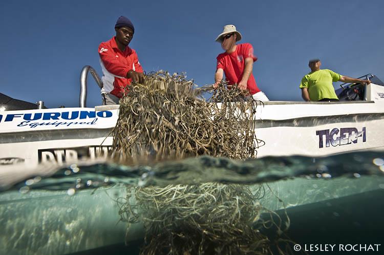 Lesley Rochat Photography - Fishing nets
