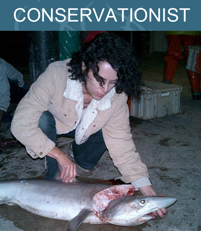 Lesley Rochat Conservationist