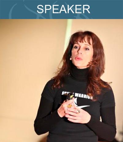Lesley Rochat Speaker