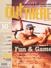 Outthere Magazine - Publications by Lesley Rocaht