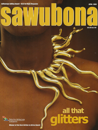 Sawubona Magazine - Publications by Lesley Rochat
