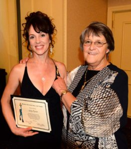 Lesley Rochat Women Divers Hall of Fame